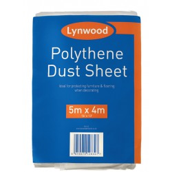 Lynwood Polythene Dust sheet takarófólia