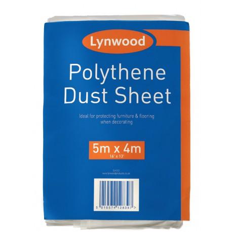 Lynwood zakrývacia zakrývacia fólia 5m x 4m