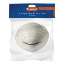 protiprachová maska SADA 5ks