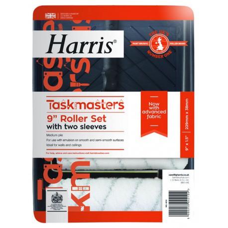 """Taskmasters Medium 9""""×1,5""""/229×38mm közepes festőkészlet 2 db hengerrel"""