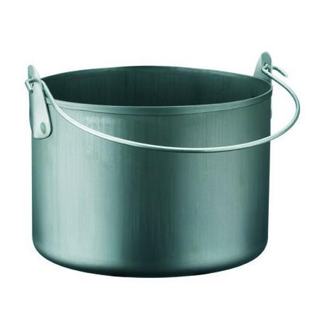 2 litrové kovové vedro