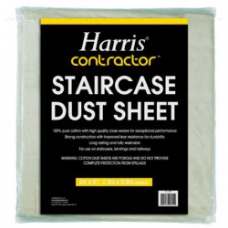Harris Contractor Staircase Dust Sheet 24´×3´/7,3×0,9m porvédő takaró