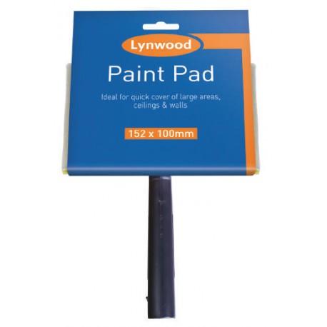 """6"""" X 4"""" PAINT PAD festőpárna nyéllel"""