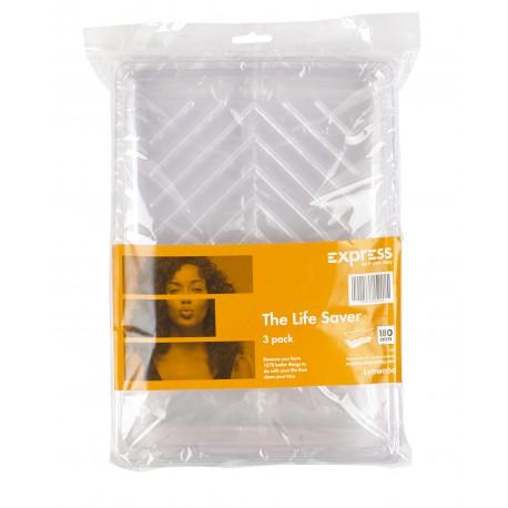 """Express The Life Saver 7""""/180mm műanyag festőtálca készlet 3 db-os"""
