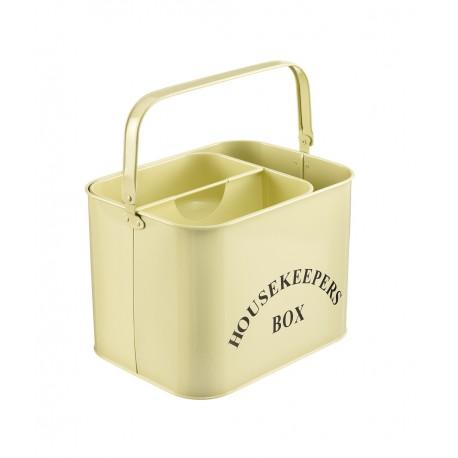 HOUSEKEEPERS BOX kovová nádoba do domácnosti